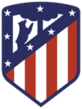 Atletico Madrid football forum logo