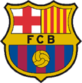Barcelona football forum logo